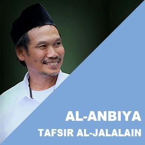 Al-Anbiya # Ayat 38-57 # Tafsir Al-Jalalain