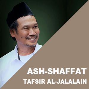 Ash-Shaffat # Ayat 1-19 # Tafsir Al-Jalalain