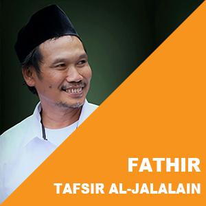 Fathir # Ayat 1-8 # Tafsir Al-Jalalain