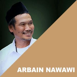 Arbain Nawawi # Hadits #18 Bertaqwalah Kepada Allah