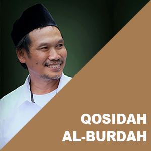 Kitab Qosidah Al-Burdah